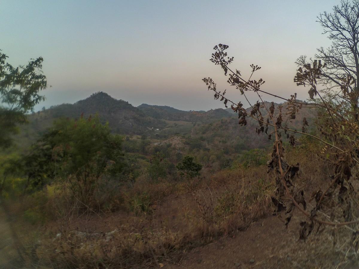 Утро в национальном парке Кхао Яй