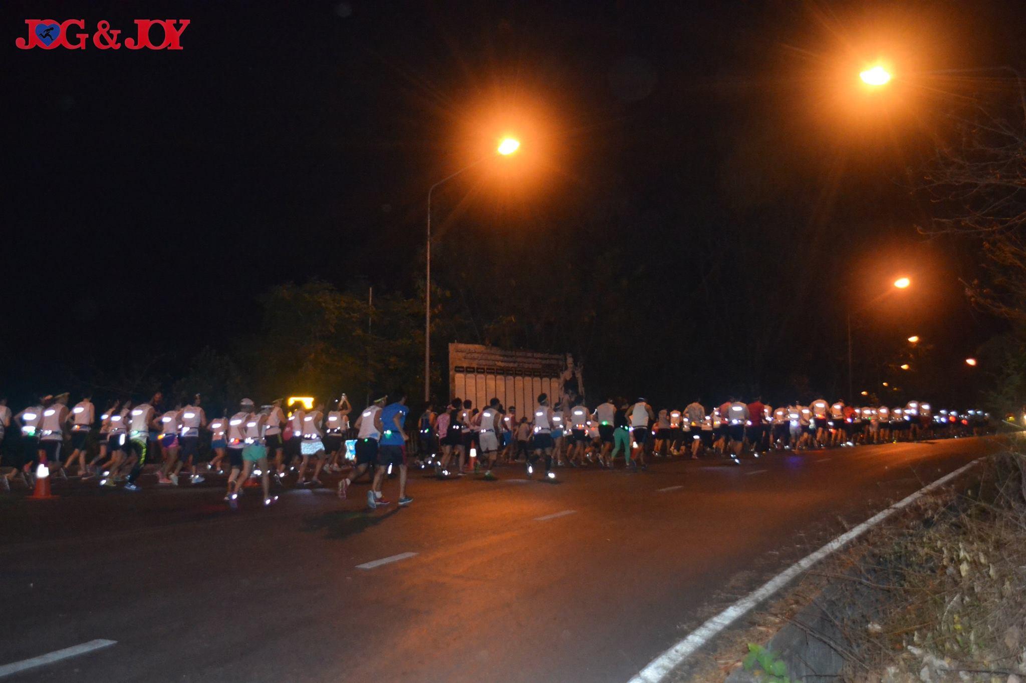 Chiangmai Night Run 2016
